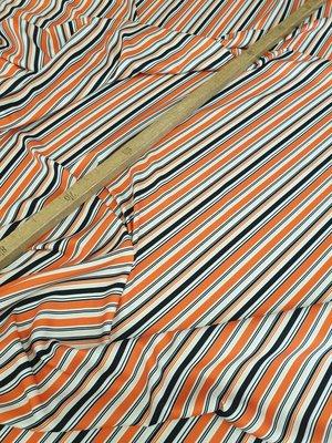 Diagonal orange