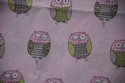 Pink owls In den beer