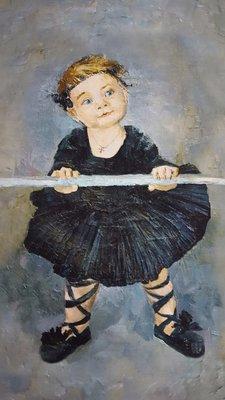 Stenzo Little Ballerina Stenzo