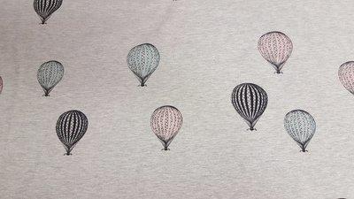 Classic balloons Grey In den beer