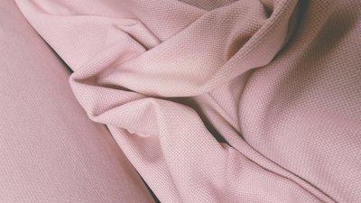 Roze Wol (zelf wasbaar!) In den beer