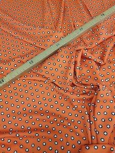 Orange dots