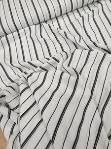 White and black stripes 145