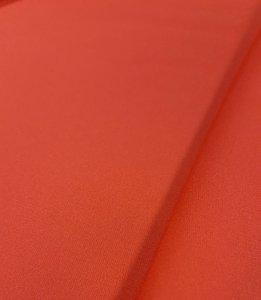 Rood satiné zijde
