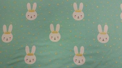 Queen bunny Mint