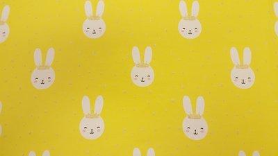 Queen bunny Yellow