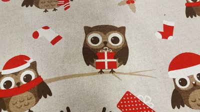 Owly Xmas In den beer